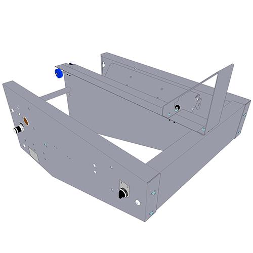Abbildung: Bodenklappenfalter